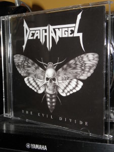 death angel evil divide