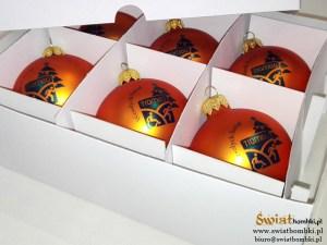 printed balls tromed packaging