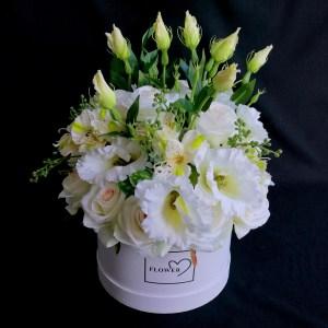box kwiatowy
