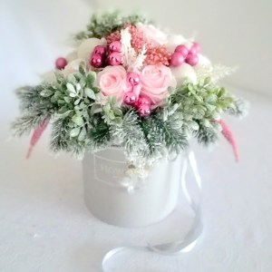 Flower box Romantyczność