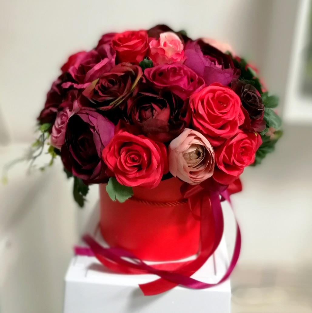 Flower box Kolory miłości nr. 155