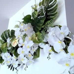 Girlanda kwiatowa, kompozycja przestrzenna nr. 213