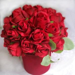 Flower box Pąki Róż 40szt. nr 208