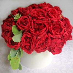Flower box Róże Angielskie 40szt.