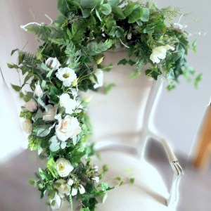 Girlanda kwiatowa Oświadczyny po irlandzku nr. 230