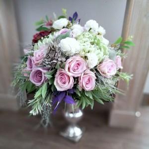Dekoracja kwiatowa Grudniowy świt nr. 234