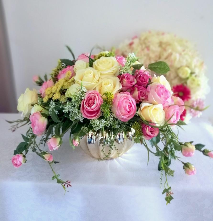 Kompozycja kwiatowa Słodycz nr 335