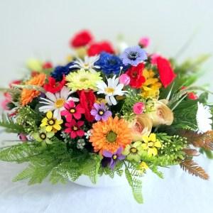 Kompozycja kwiatowa Lipiec