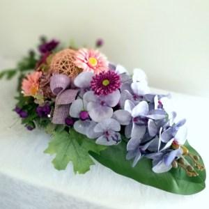 Stroik nagrobny odcienie fioletu nr 321