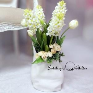 Kompozycja kwiatowa Dotyk wiosny nr 421
