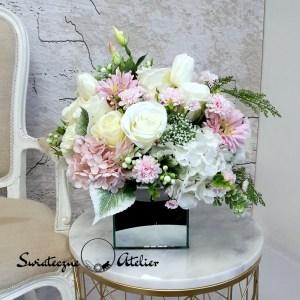 Kompozycja kwiatowa subtelność nr 439