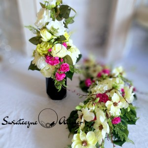 Stroik nagrobny Magnolia nr 453
