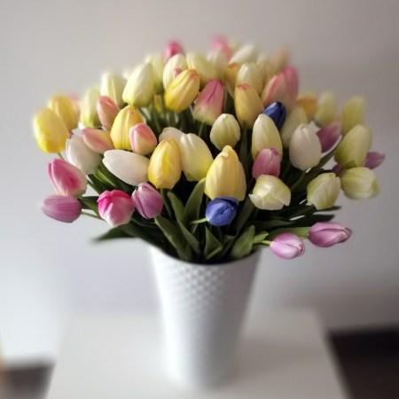 dekoracje do domu na wiosnę