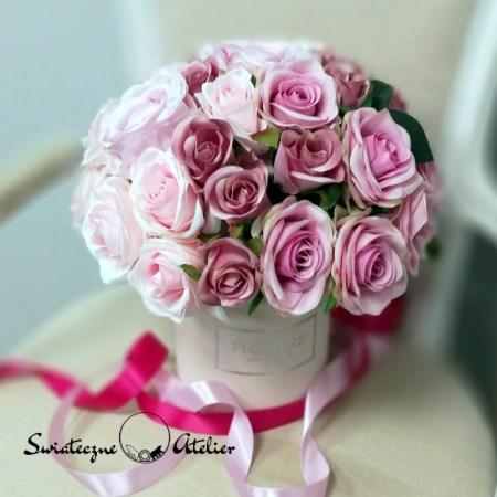 Niezwykłe flower boxy