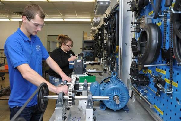 Maintenance Mechanics - Southwestern Illinois College