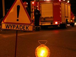 Samobójca z A1 pod wpływem dopalaczy