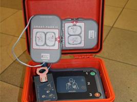 OSP Jankowice z nowym sprzętem do ratownictwa medycznego