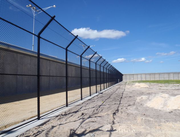 hakea prison high security fencing
