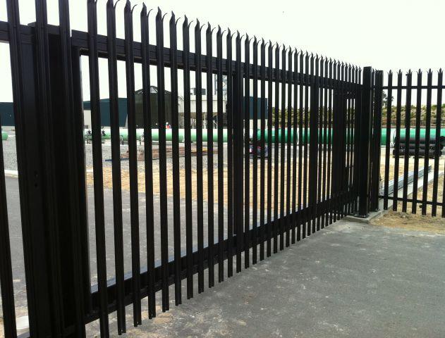 Binningup Desalination Plant fencing
