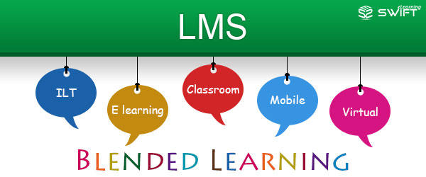 Blended Learning Solutions through LMS
