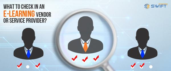 eLearning Vendor