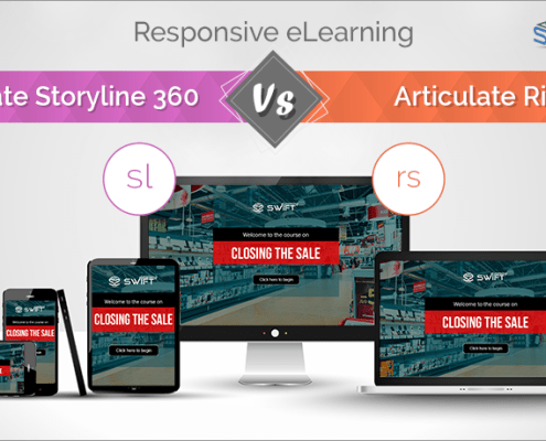 Responsive eLearning – Articulate Storyline 360 Vs Articulate Rise with Sample eLearning Course
