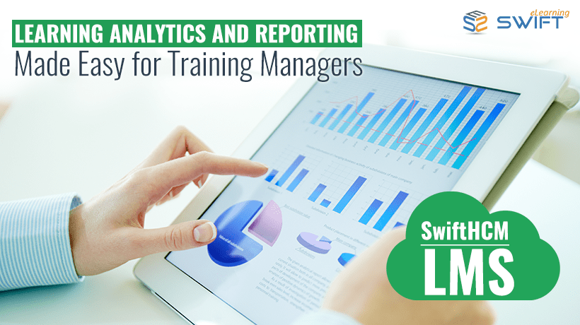 SwiftHCM LMS Analytics and Reporting