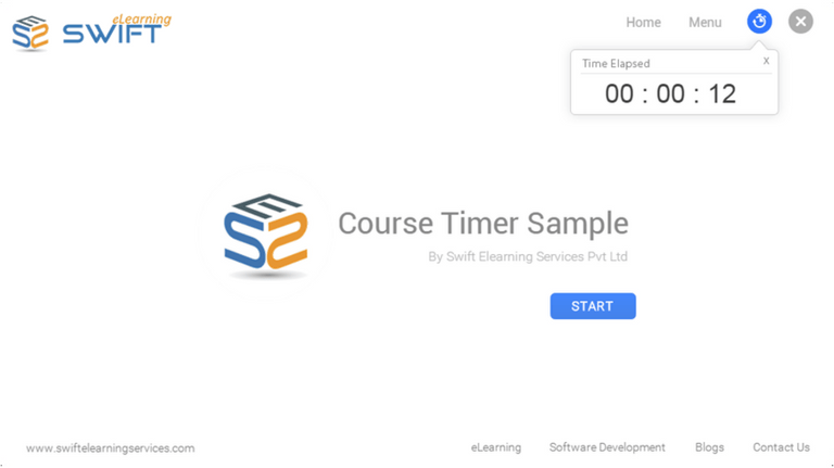How to add a Course Timer in Articulate Storyline 3 or 360?