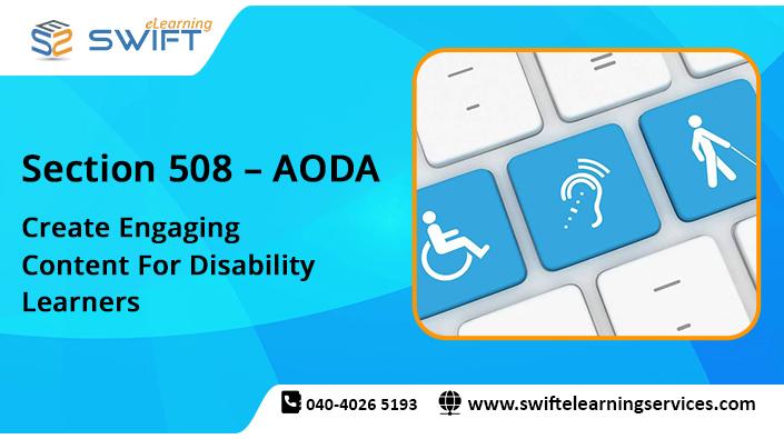 Section 508 – AODA
