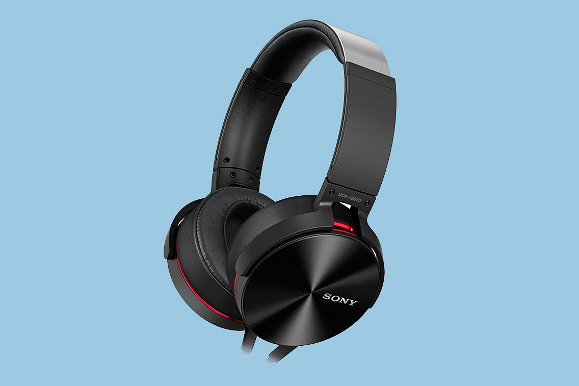 Sony MDR-XB950AP Extra Bass Over Ear Wired Headphones Black Review