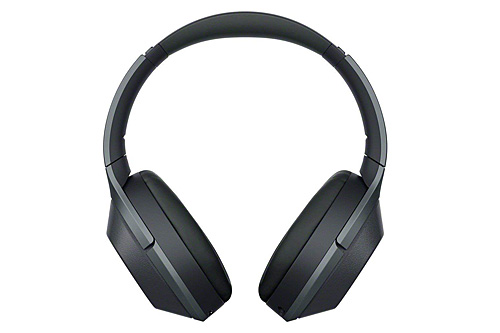 Sony WH-1000XM2 Black Headphones