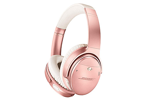 Bose QuietComfort 35 Series II Noise Cancelling Headphones - Rose Gold