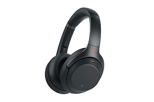 Sony WH-1000MX3 Black Wireless Noise Cancelling Headphones