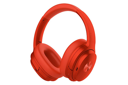 Cowin SE7 Noise Cancelling Headphones - Red Wine