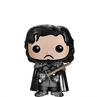 Funko Pop Game of Thrones 07 Jon Snow Beyond the Wall Walmart