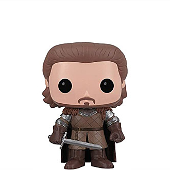 Funko Pop Game of Thrones 08 Robb Stark