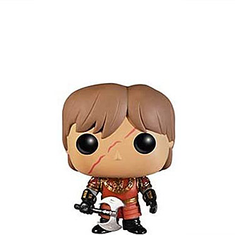 Funko Pop Game of Thrones 21 Tyrion Lannister in Battle Armour