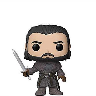 Funko Pop Game of Thrones 61 Jon Snow (Beyond the Wall)