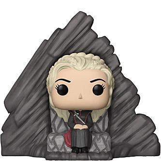 Funko Pop Game of Thrones 63 Daenerys Targaryen on Dragonstone Throne