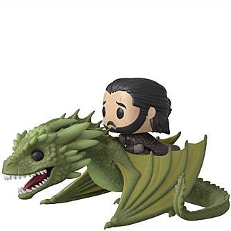 Funko Pop Game of Thrones 67 Jon Snow and Rhaegal