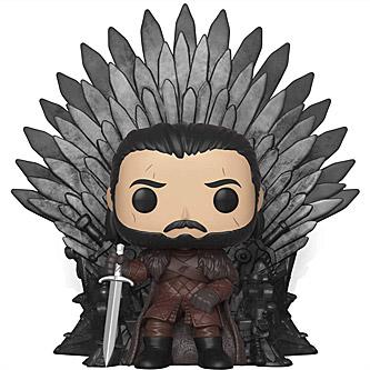 Funko Pop Game of Thrones 72 Jon Snow on the Iron Throne
