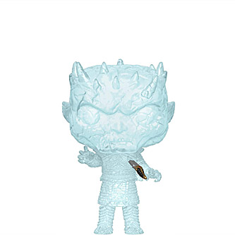 Funko Pop Game of Thrones 84 Night King (with Dagger / Crystal)
