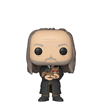 Funko Pop Harry Potter 101 Filch and Mrs Norris