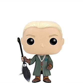 Funko Pop Harry Potter 19 Draco Malfoy Quidditch