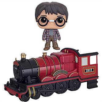 Funko Pop Harry Potter 20 Hogwarts Express Engine with Harry Potter