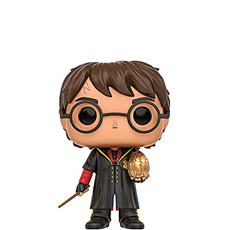 Funko Pop Harry Potter 26 Harry Potter with Egg Triwizard Tournament