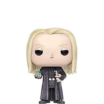 Funko Pop Harry Potter 40 Lucius Malfoy holding Prophecy