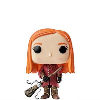 Funko Pop Harry Potter 50 Ginny Weasley Quidditch