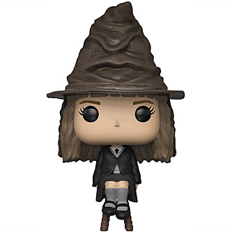 Funko Pop Harry Potter 69 Hermione Granger with Sorting Hat