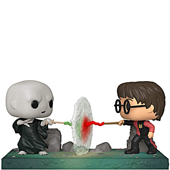 Funko Pop Harry Potter Movie Moments 119 Harry vs Voldemort